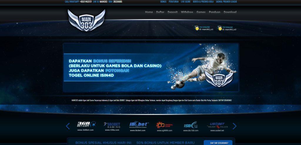 Situs Judi Casino Online Indonesia Terbesar
